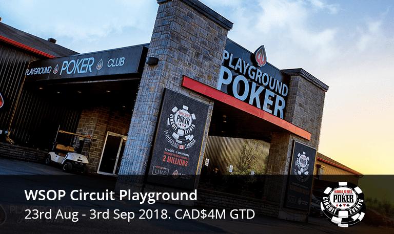 WSOP Circuit Playground