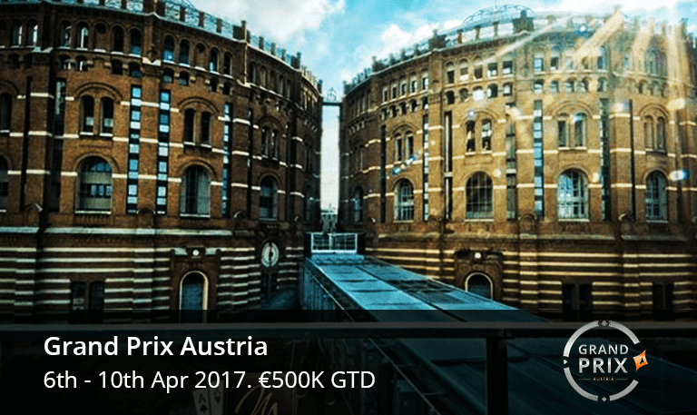 Grand Prix Austria Apr 2017