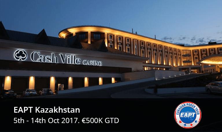 EAPT Kazakhstan