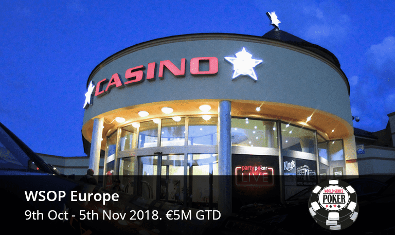 World Series of Poker Europe