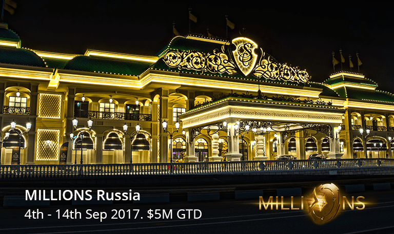 MILLIONS Russia 2017