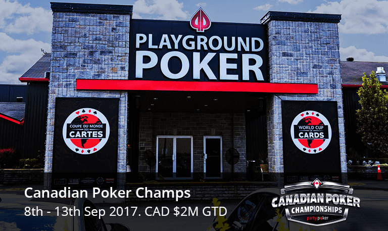 Canadian Poker Championships