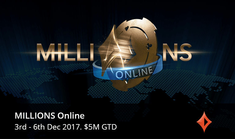MILLIONS Online 2017