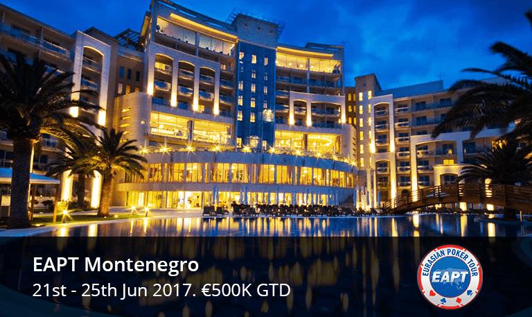 EAPT Montenegro 2017