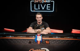Sontheimer ganó el 250K SHR del Caribbean Poker Party