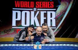 Покерный марафон в Розвадове