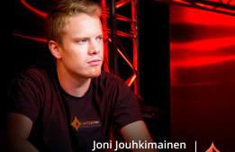 Joni Jouhkimainen Joins Team partypoker