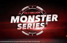 Monster Series Ready to Roar