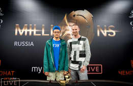 MILLIONS Russia: Andryianau Beats Antonius Heads-Up In High Roller
