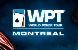 WPT Montreal Schedule Announced