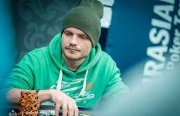 Александр Давыдов стал игроком года EAPT