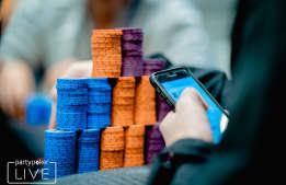 Hoy hay acción de la buena en el Caribbean Poker Party
