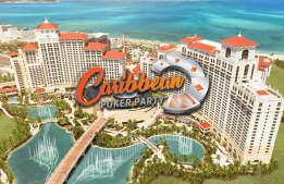 Caribbean Poker Party começa hoje nas Bahamas