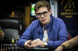 MILLIONS Online Day 1C: Holz Advances