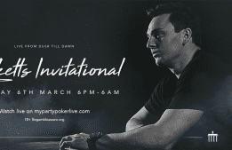 Sam Trickett Invitational Coming to partypoker TV