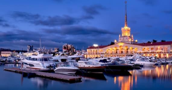 Grand Prix Russia & Sochi Poker Festival Grand Final