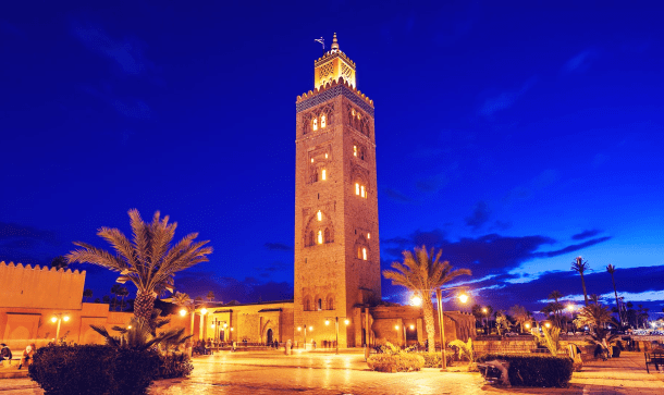 WPTDeepStacks Marrakech