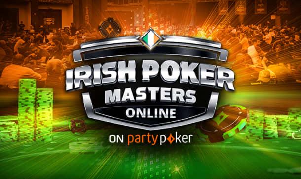 Irish Poker Masters Online