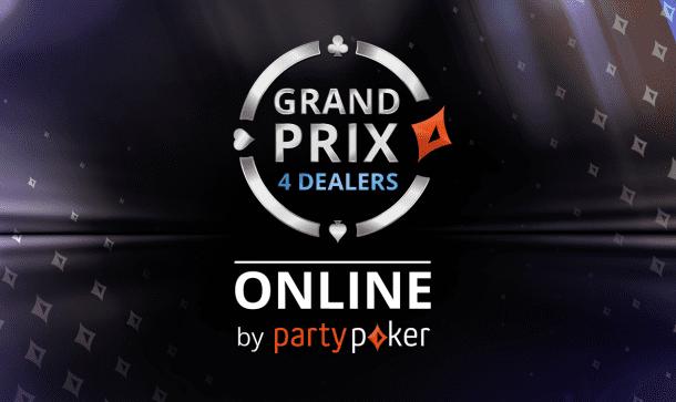 Grand Prix 4 Dealers