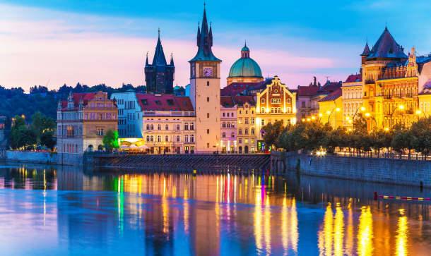 MILLIONS Prague