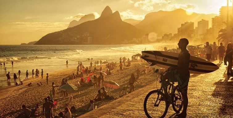 Terceira leva de pacotes completos do MILLIONS do Rio sai neste domingo