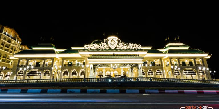 WSOP Circuit Russia $2,000,000 GTD with partypoker LIVE