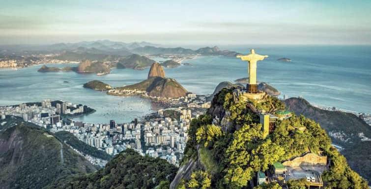 Começaram os satélites para o MILLIONS South América