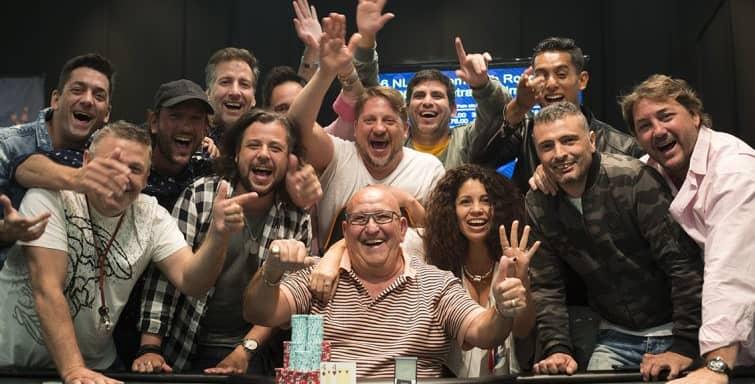 WSOP Uruguay: Soria arrasó en el High Roller