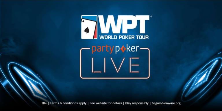 partypoker LIVE и WPT объявляют о начале четырёхлетнего сотрудничества!