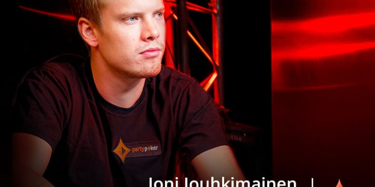 Joni Jouhkimainen Joins Team partypoker