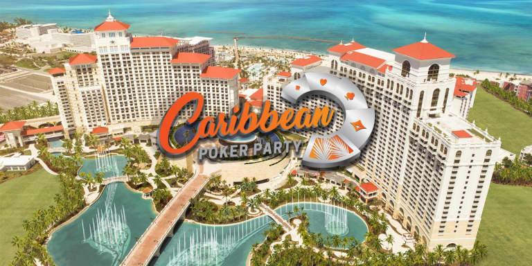 Empieza el Caribbean Poker Party en Bahamas