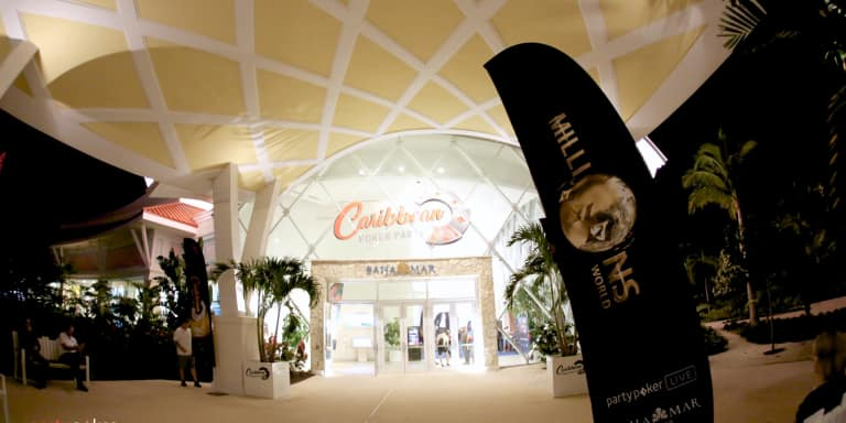 Geraldo César y Billard, los mejores del segundo día del Caribbean Poker Party