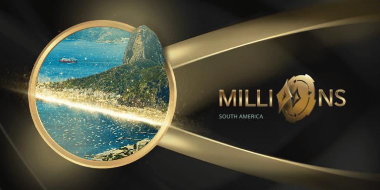 Aprenda a encontrar os satélites do MILLIONS do Rio no partypoker