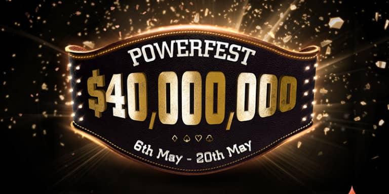 $40 Million Guaranteed Powerfest VIII Schedule Sure to Thrill