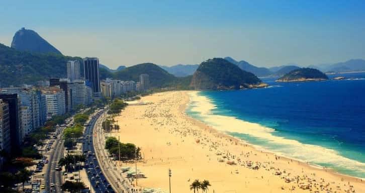 Guia prático para encontrar os satélites do partypoker MILLIONS do Rio