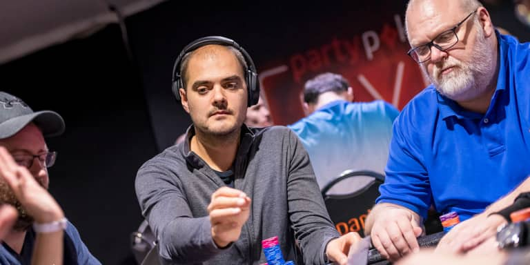 MILLIONS UK: Labat Leads After Day 2