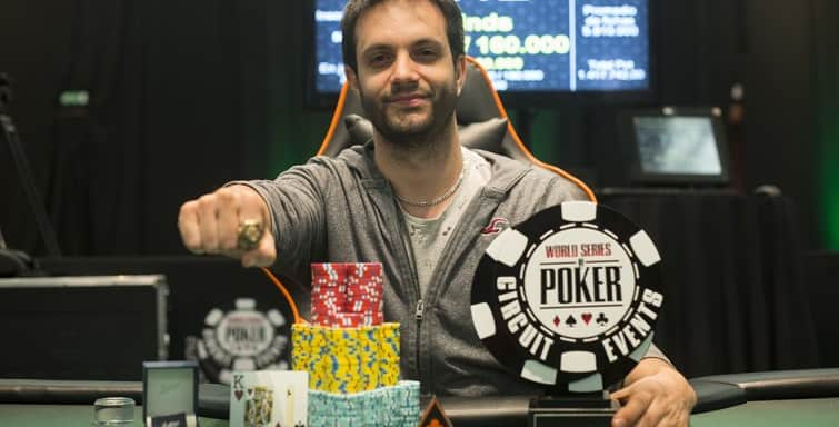 Joaquín Melogno vence Gran Final Millionaria e leva US$ 505 mil