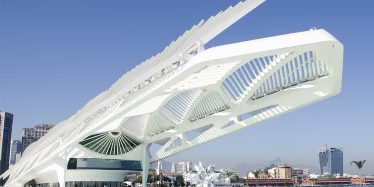 Poker e turismo no MILLIONS do Rio: conheça o Museu do Amanhã
