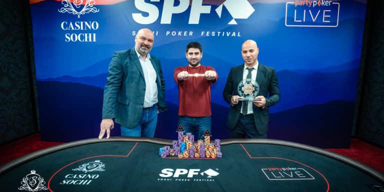 SPF осень: Саакян стал чемпионом Главного турнира