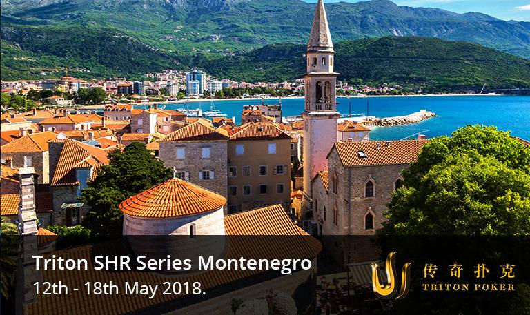 Triton Super High Roller Series Montenegro