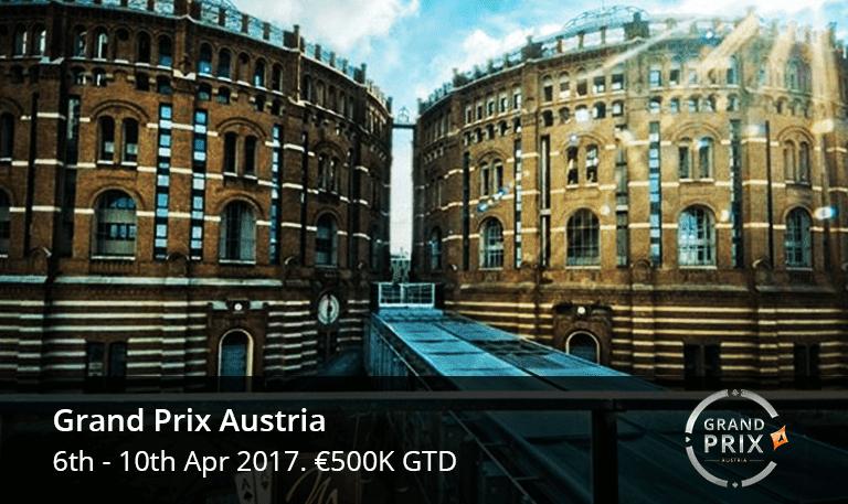 Grand Prix Austria Apr 2017