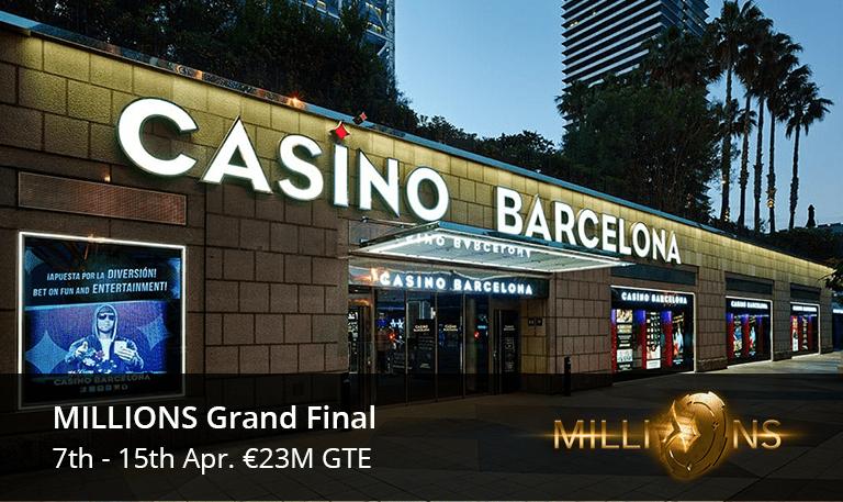 MILLIONS Grand Final Barcelona