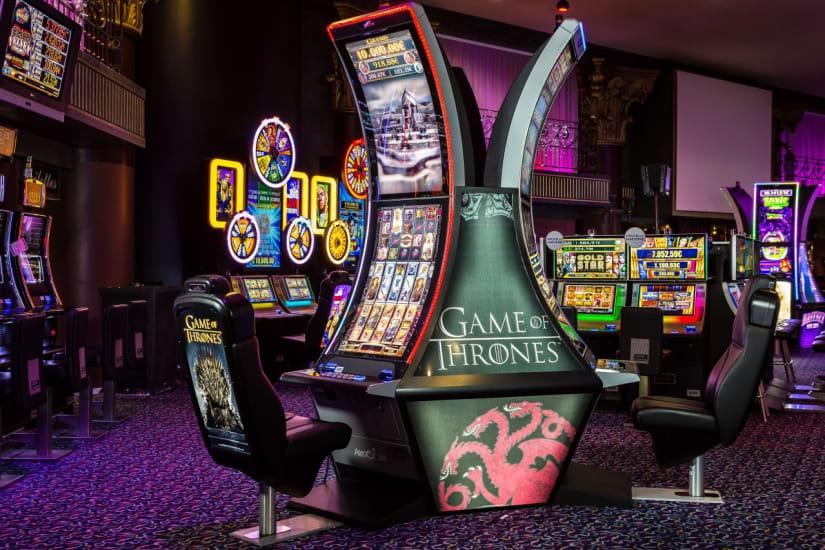 Casino Barrière Cannes Le Croisette