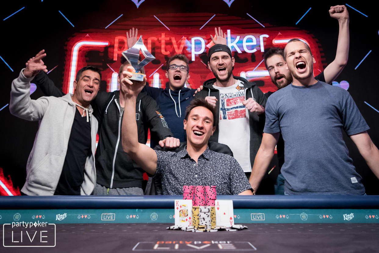 Gerald Karlic Is The Millions Germany Warm Up Champion Aktuelle Poker News Partypoker Live