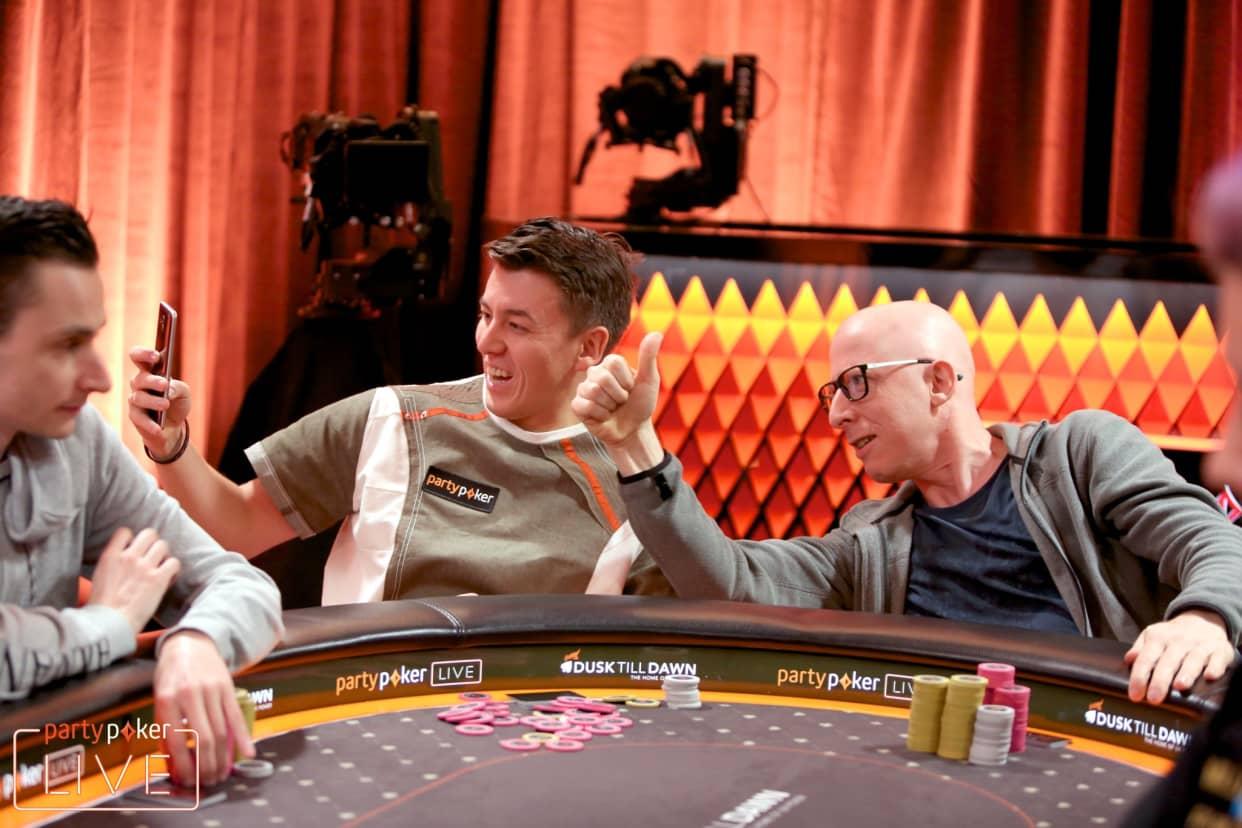 Покер онлайн финальный стол играть в карту варлоки