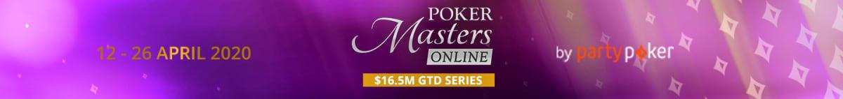 2020 Poker Masters Online