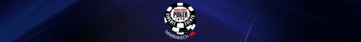 WSOP-C Marrakech - Summer Edition