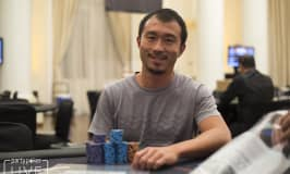 Jiachen Gong Leads at the End of Day 1B