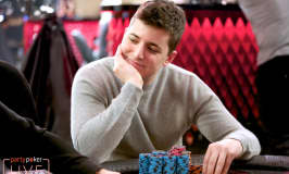 Jake Schindler Eliminated in 8th Place (€60,000)