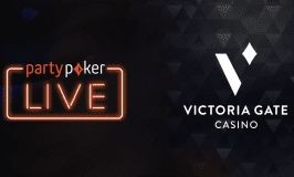 partypoker LIVE partners with Victoria Gate Casino